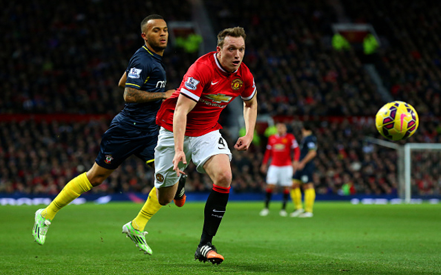 Phil Jones Man United