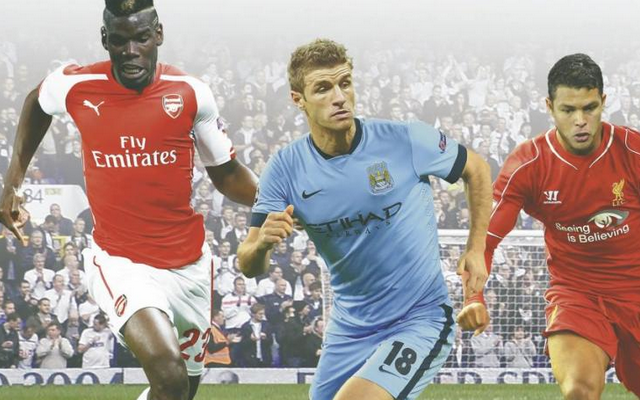 sports shoes 98eff a1f3f Paul Pogba In Arsenal Shirt, Cristiano Ronaldo In New Man ...