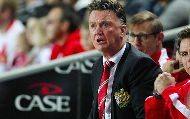 Marco Reus IGNORED Phone Call From Man United Boss LVG