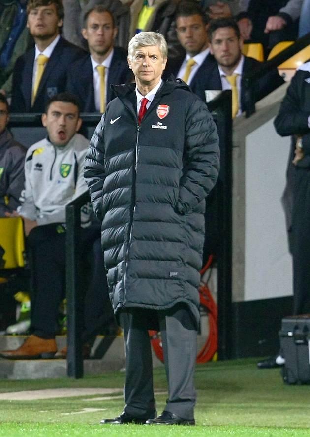 Wenger coat