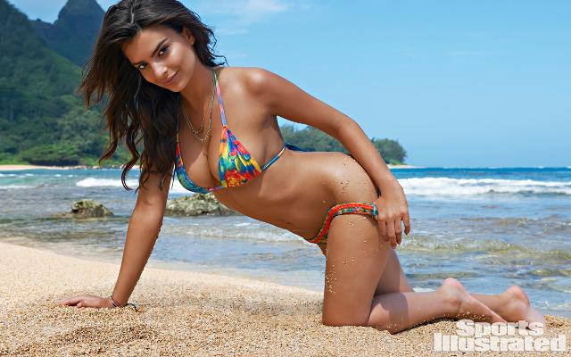 Hot nude girls on beach
