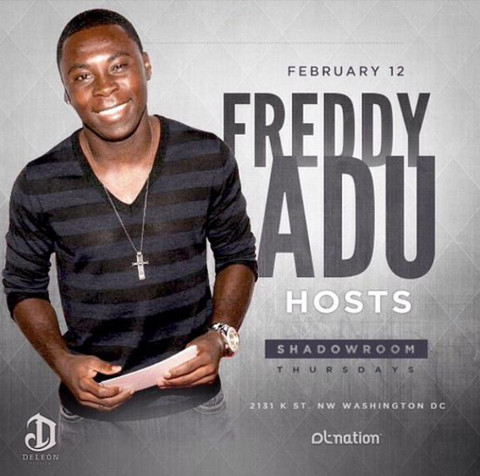 freddy adu nightclub