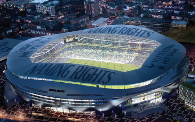 Tottenham Complete First Phase Of New Stadium Plans