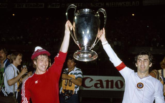 Aston Villa European Cup Trophy