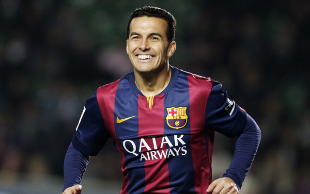 Barcelona Pedro