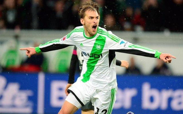 Bas Dost Wolfsburg