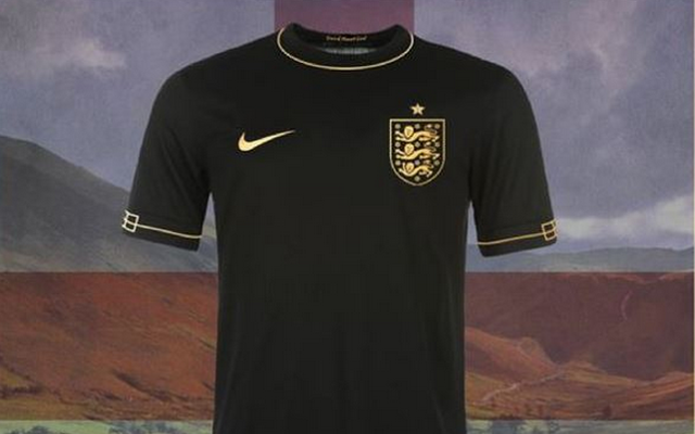 hot sale online b1c18 8f32a Image) LEAKED: New England National Team Kit Released and ...