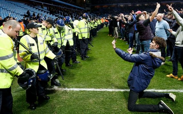 Six Hilariously Tragic Photos Of Idiotic Aston Villa Pitch ...
