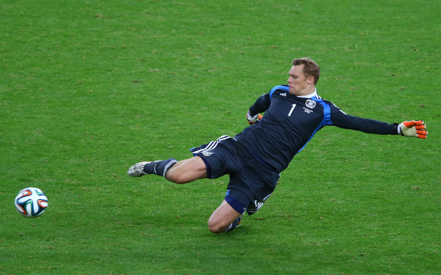 Manuel Neuer Germany