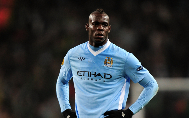 Mario Balotelli - Man City