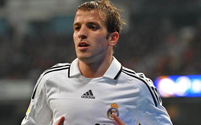 Rafael van der Vaart Real Madrid