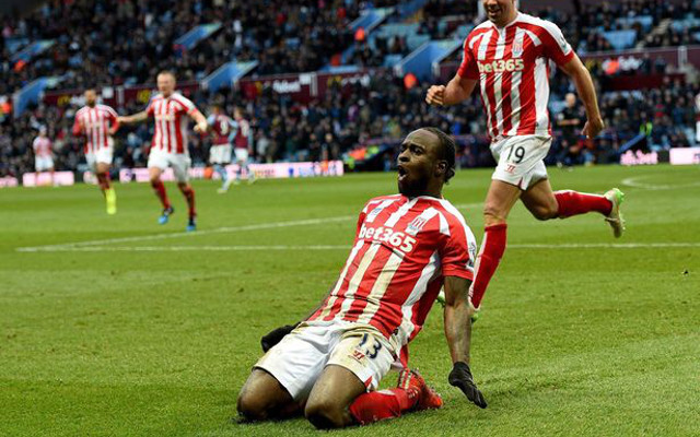 Victor Moses Stoke City