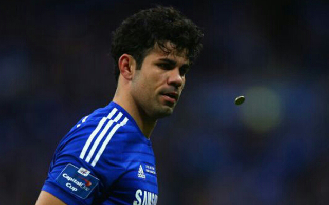 diego costa chelsea coin