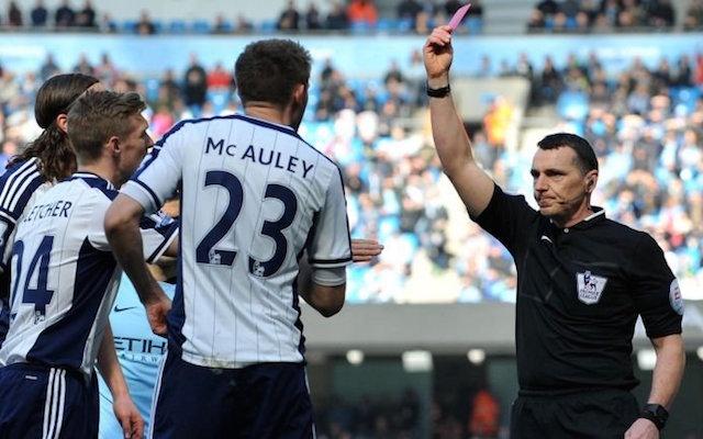 Gareth Mcauley west brom