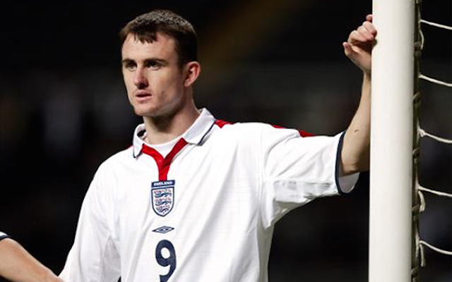 Francis Jeffers England