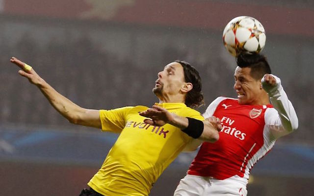 Neven Subotic, Borussia Dortmund, Arsenal