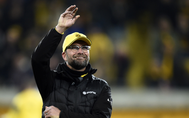 Jurgen Klopp Dortmund