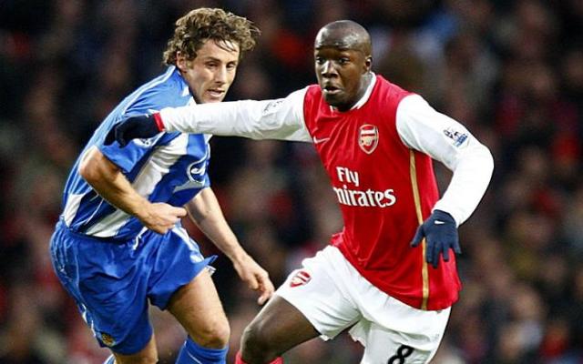 Lassana Diarra Arsenal