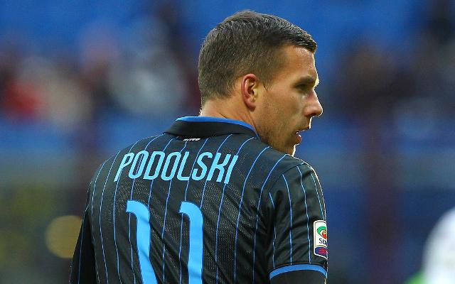 Lukas Podolski - Inter