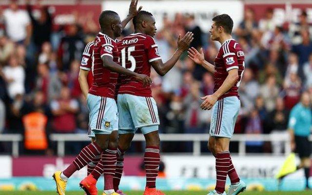 Sakho Cresswell Valencia West Ham