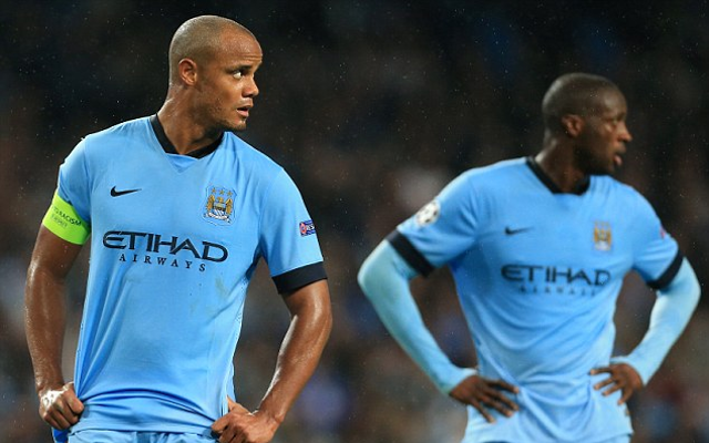 Manchester City Clearout Ten Players Who Need To Be Axed Including Toure Kompany Ex Arsenal Man Caughtoffside