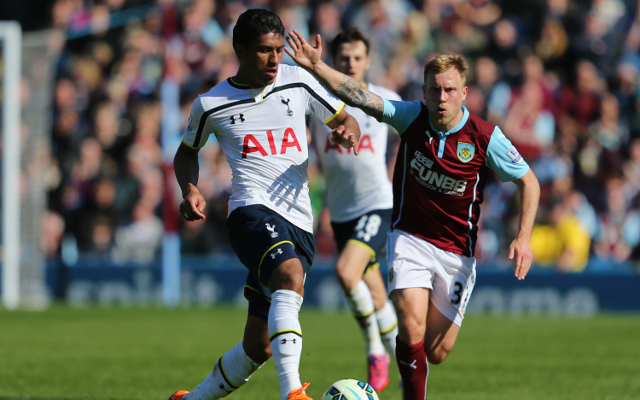 Tottenham player ratings vs Burnley: Paulinho poor as ...