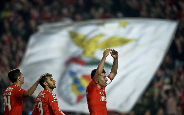 Eduardo Salvio Nicolas Gaitan Benfica