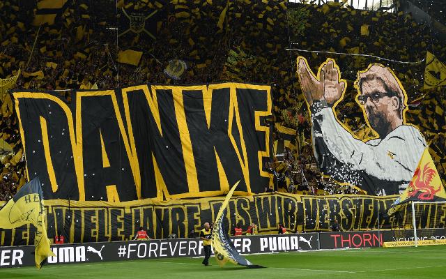 Jurgen Klopp - Dortmund