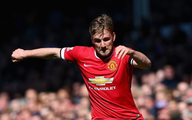 Luke Shaw - Man United