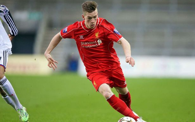 Ryan Kent Liverpool