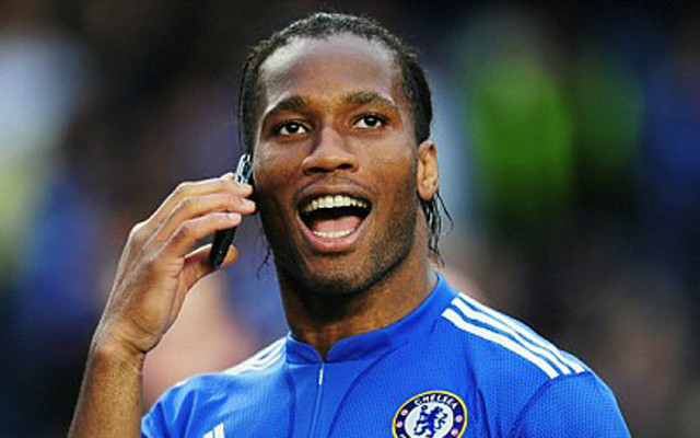 Didier Drogba phone-call convinced Eden Hazard to sign for Chelsea |  CaughtOffside