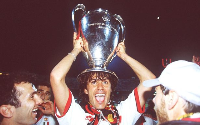 AC Milan 4-0 Barcelona Champions League final