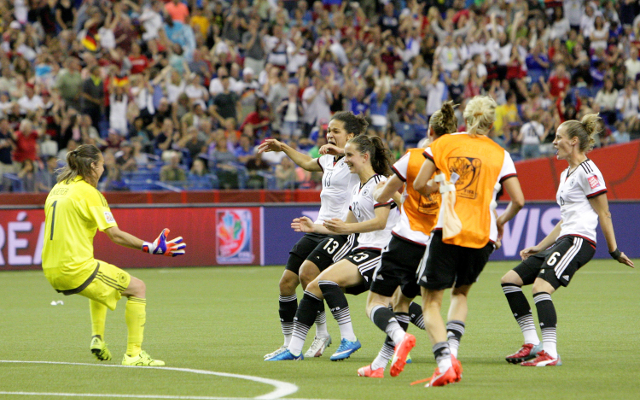 Germany Women's team