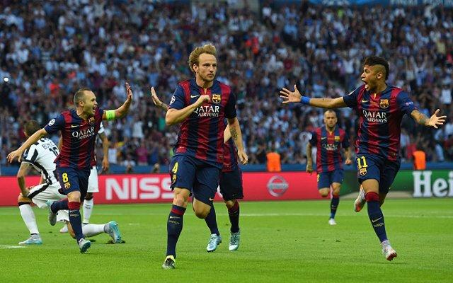 Ivan Rakitic Barcelona Juventus