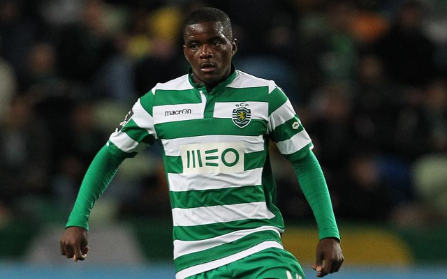 William Carvalho Sporting Lisbon