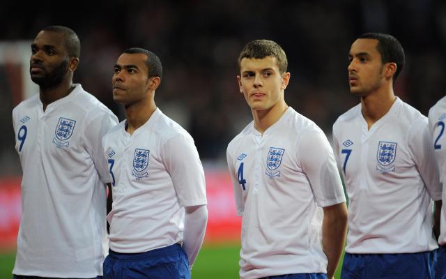 Wilshere & Cole - England