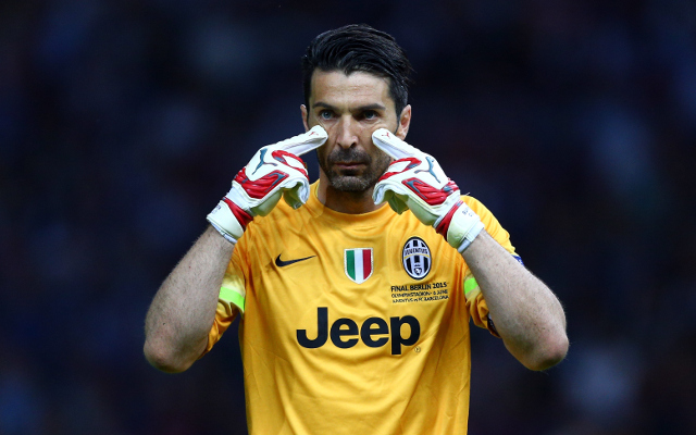classic fit 1df6a ebcd5 Man City made 'very big offer' for Gianluigi Buffon