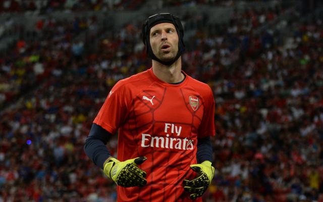 Cech Arsenal