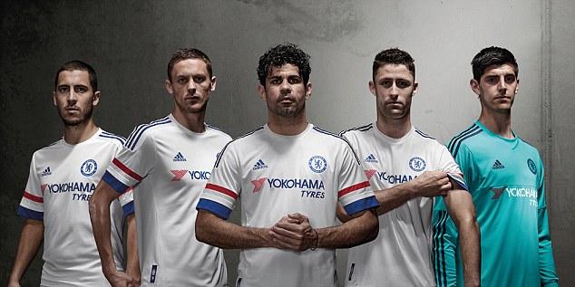 Chelsea away 2