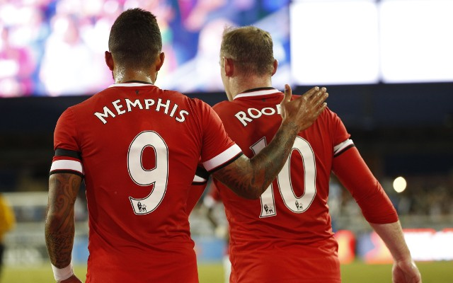 2e4c29ed3 Top ten most popular player names based on shirt sales: Three Man United  stars make the grade as Messi and Ronaldo continue to dominate