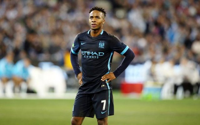 Man City Sterling
