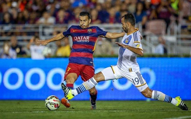 Pedro Barcelona Man Utd