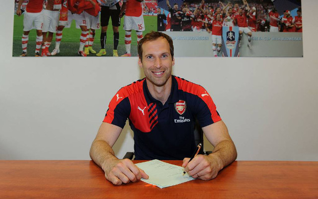 Arsenal's Petr Cech SLAMS Chelsea Supporters: They're Not