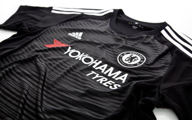 quality design 57f1f 7eef4 Chelsea third kit 2015-16 unveiled