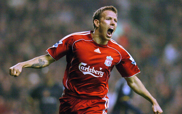 Craig Bellamy Liverpool