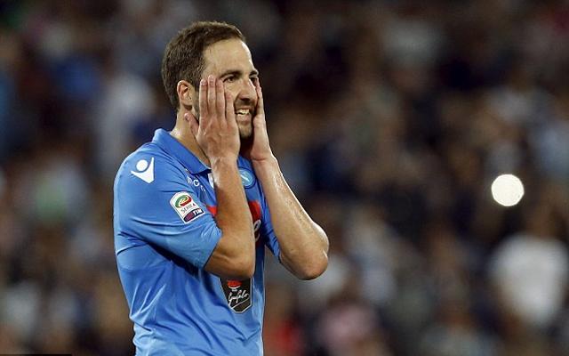 Gonzalo Higuain Napoli