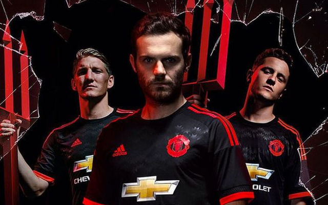 Manchester United Third Kit Released