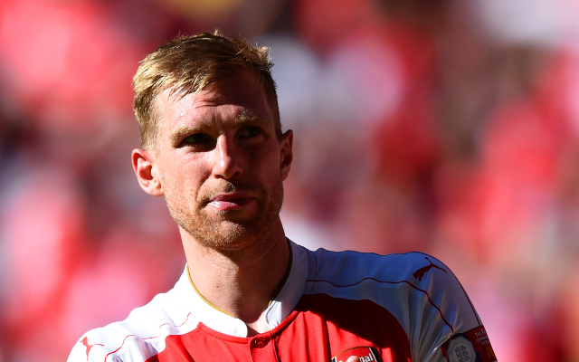 Per Mertesacker - Arsenal