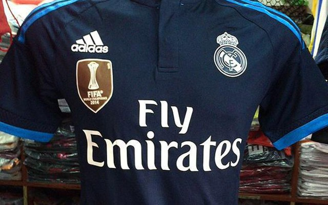 e1e98771f Images  Real Madrid third kit REVEALED in leaked snaps following OFFICIAL  sneak preview