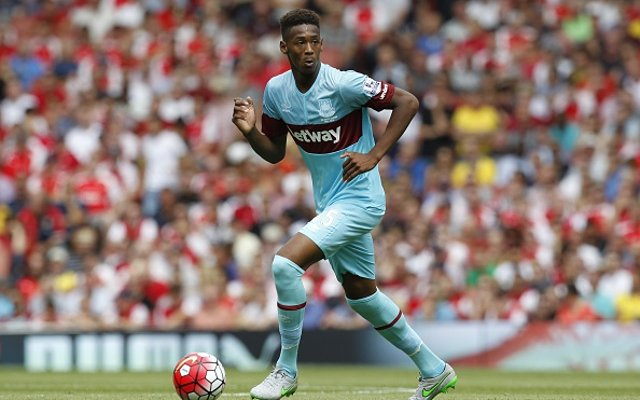Reece Oxford West Ham Arsenal